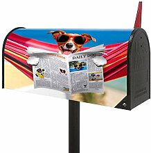 Josid Große Briefkasten-Abdeckung, Motiv 2