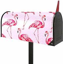 Josid Vintage Flamingos Große