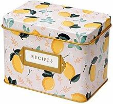 Jot & Mark Rezeptkarte Komplett-Geschenk-Box,