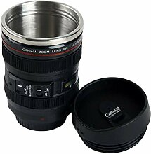 Jourbon Kaffeetassen Kameraobjektiv Kaffeebecher
