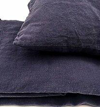 Jowollina Natur Leinen Stonewashed Bettwäsche mit