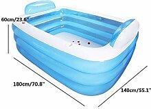 Joy-Beau Faltbare badewanne aufblasbare badewanne