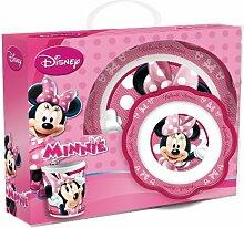 Joy Toy 736595 - Disney Minnie 3-teilig Set, aus
