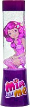 Joy Toy Mia and Me LED-Lavalampe mit Glitter Mia