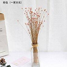 Joyas 50pcs echte glückliche Blume kleine