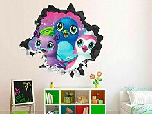 Joyas Baby 3D Aussehen-Kinderzimmer Junge Mädchen