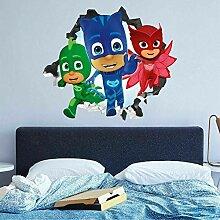 Joyas Kids Cartoon 3D Aussehen-Kinderzimmer Junge