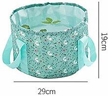 JoyFan Leichter tragbarer Faltbarer Waschtisch
