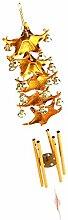 joyMerit Chinesisch Windspiel Klangspiel 5 Schicht