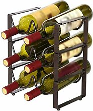 JPL Weinregal, Neuheit Wanddekoration Rack,