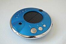 JQ Solar Auto Luftreiniger Aromatherapie Maschine Usb Luftbefeuchter,Blau