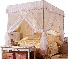 JQWUPUP Bett Canopy