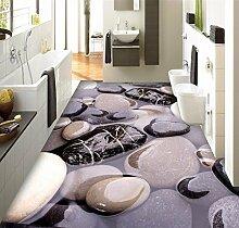 JRBB 3D-Innovation Teppich Wohnzimmer Tische Teppiche Schlafzimmer Bett und Bad Küche Teppich Kinder Matten, 40 * 60 cm, khaki