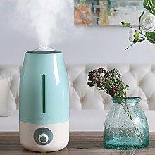 JRBB Haus der Inseln Sie leuchten Schlafzimmer Sehenswürdigkeiten Luftbefeuchter Büro Schreibtisch Maschine mini Luft Duft Mini kreative Stumm, grün besuchen Sie