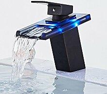 JRUIA LED RGB 3 Farbewechsel Wasserfall