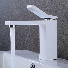JRUIA Moderne Badarmatur-Waschtischarmatur Bad