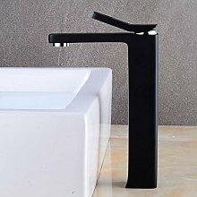 JRUIA Moderne Hoch Badarmatur-Waschtischarmatur