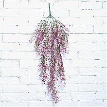 JSJJAES Künstliche Blume 1 stücke Künstliche