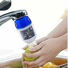 JSQ/ Wasserhahn zu filtern... Water Purifier. Doppel Filter. Anion Bambus Kohle Osmose Wasserfilter