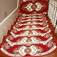 JST HOME Teppich Fußmatte Haus treppe mat