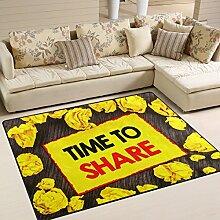 JSTEL INGBAGS Teppich für Kinder, sehr weich,
