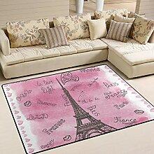 JSTEL INGBAGS Teppich/Teppich für Kinder, sehr