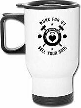 JSTF Car cup Becher Geschenk für Arbeiter oder