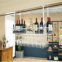 JT TJ Weinregal/Weinregal aus Glas für Wein