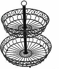 etagere f r obst g nstig online kaufen lionshome. Black Bedroom Furniture Sets. Home Design Ideas