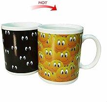 JTMYZTAA Magic Cup Tasse mit Variabler Temperatur