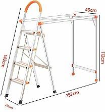 JTWJ Stuhl klappbar drei oder vier aluminiumleiter