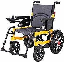 JU FU Elektrischer Rollstuhl, vierrädriger Roller