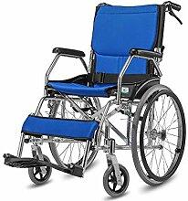 JU FU Rollstuhl, Aluminiumlegierung älterer