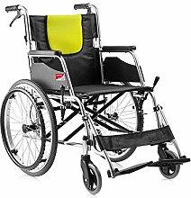 JU FU Rollstuhl, Leichter faltender