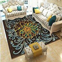 juan Teppich Rechteck Modern Einfach Mediterran