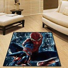 juan Teppich Spiderman Kinderzimmer Cartoon Anime