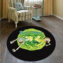 juan Teppiche Runder Teppich Kinderzimmer Einfache