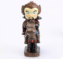 JuanRen Chinesische Stil Handwerk / Alte Puppen / Wohn-Wohnzimmer TV-Schrank Dekorationen / Ornamente / Schreibtisch Zubehör Spielzeug / Boys Geschenke , 4#