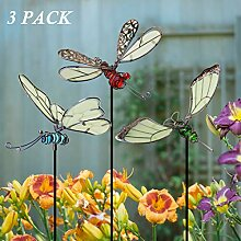 Juegoal 50,8 cm Schmetterling Gartenstecker