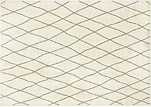 JUGAR BAMI moderner Designer Teppich mit Öko-Tex