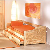 Jugendbett aus Kiefer Massivholz Kiefer (2-teilig)