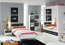Jugendzimmer, komplett, Set, Jungen, Mächen, Jugendzimmermöbel, Kinderzimmer, Kinderzimmermöbel, Jugendmöbel, Rauch, Kindermöbel, Kleiderschrank, Be