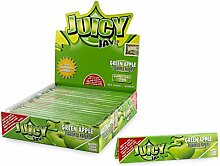 JUICY JAY'S GREEN APPLE Flavored Papers King