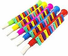 JujubeZAO Spielzeug für Kinder, 13 Tasten, bunte