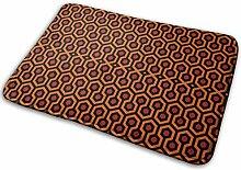 JUKA rutschfeste Fußmatten Der glänzende Teppich