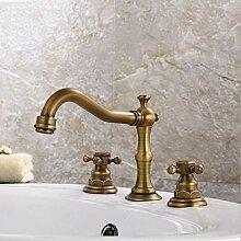 jukunlun Antike Messing Fertig Badezimmer & Küche