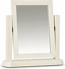 Julian Bowen Portland Frisiertisch Spiegel, Holz,