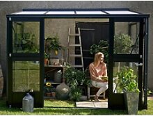 Juliana Anlehn-Gewächshaus Veranda 4,4 m²