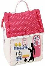 Juliana Home Living Türstopper Cafe Form–Pink Polkadot (ds152)