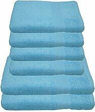 Julie Julsen Handtuch Set 2X Duschtuch 4X Handtuch